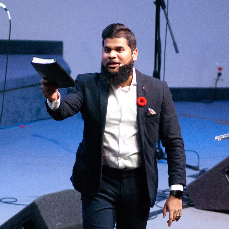 Pastor Mark Devanathan